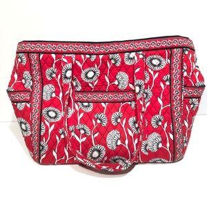 Vera Bradley Bag Large Duffle Weekend Travel Tote